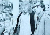 Mariel Hemingway & Woody Allen in 'Manhattan'